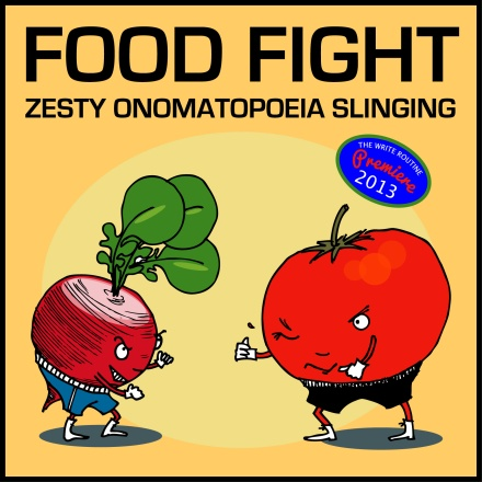 Food Fight-sticker75%