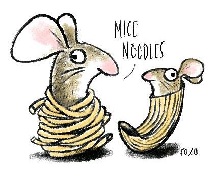 MiceNoodles