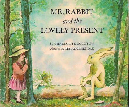 Mr. Rabbit and the Lovely Present cover