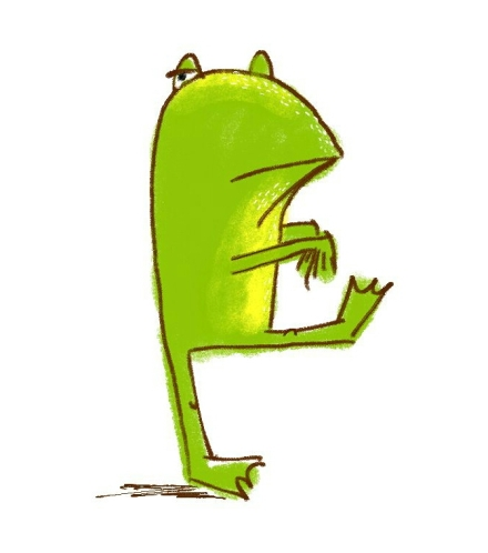 FrogSleepwalking