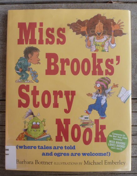 Brooks' Cover