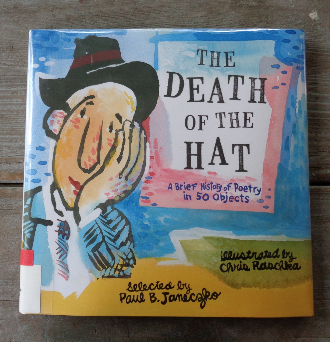 The Death of a Hat | julie rowan-zoch
