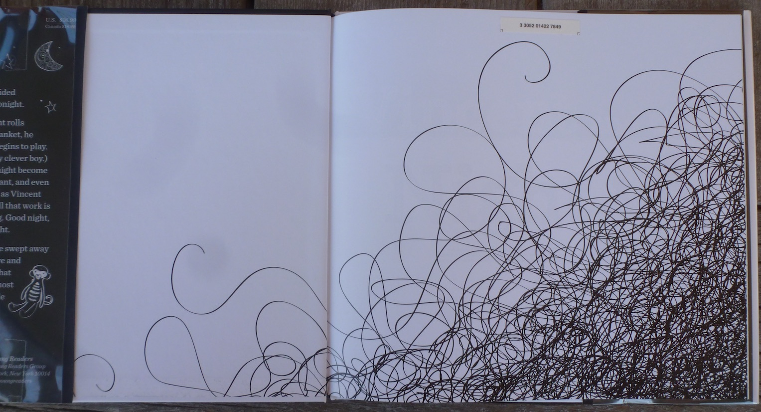 Vincentendpapers
