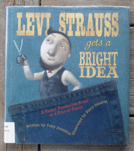 LeviStraussCover