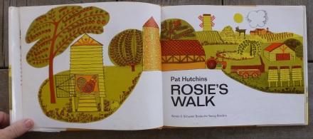 Rosie'sWalkTitlepage