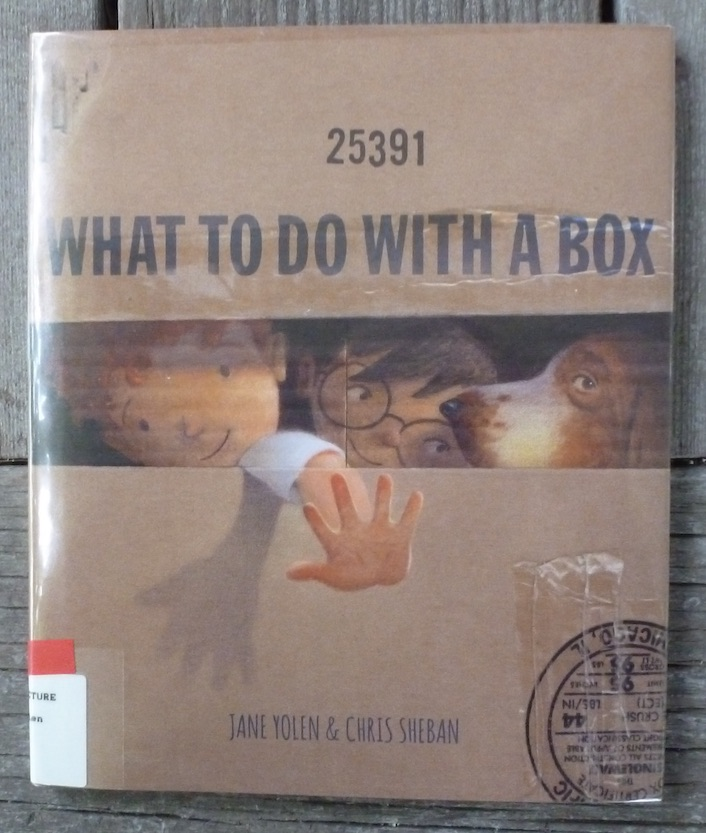 WhatToDoWithABoxCover