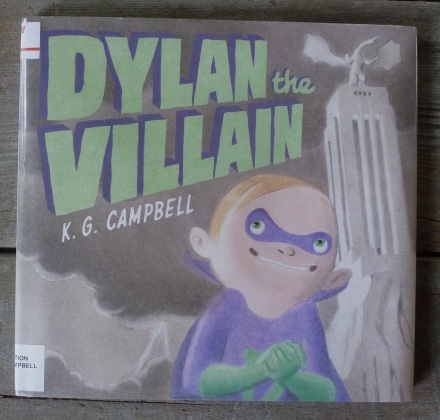 DylantheVillainCover