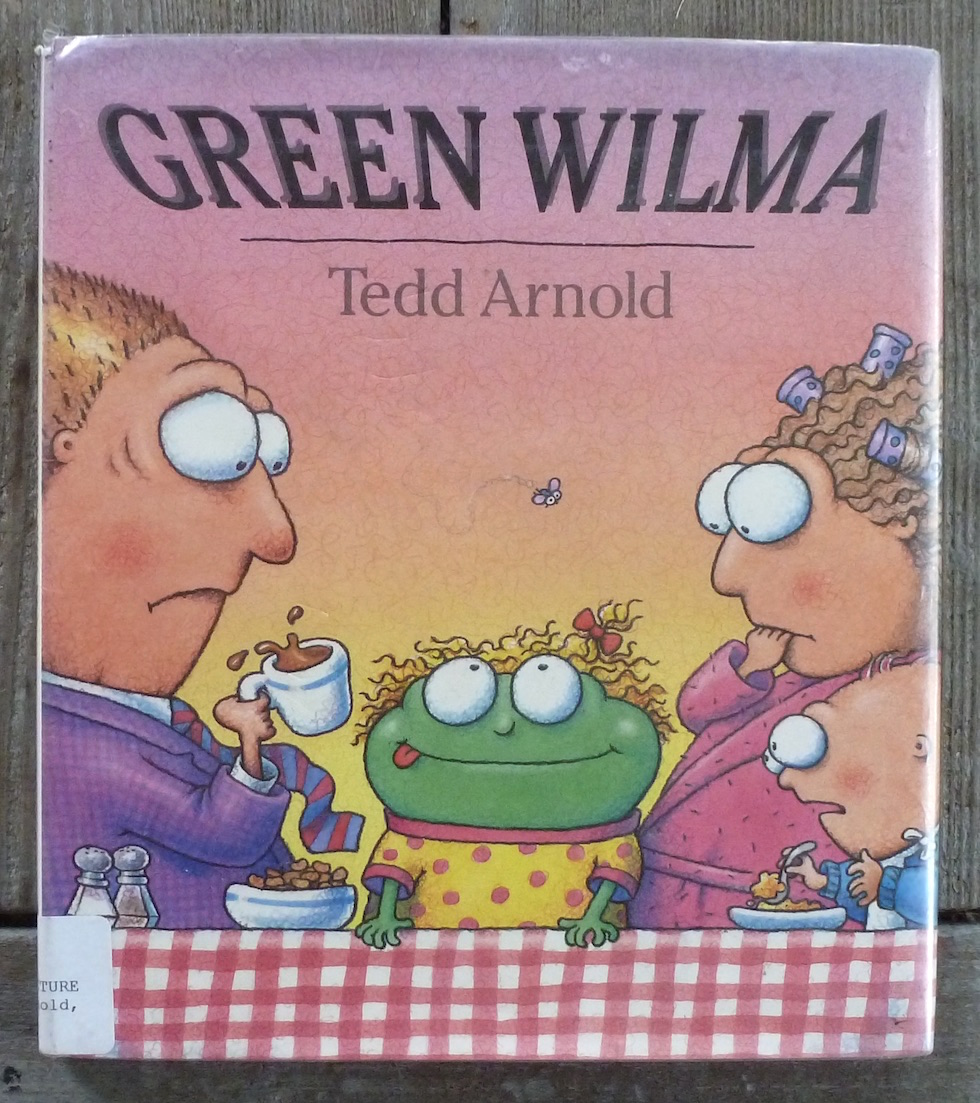 GreenWilmaCover