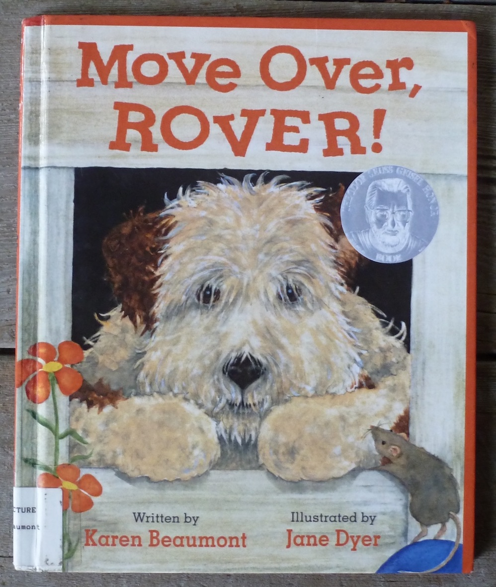 MoveOver,Rover!Cover
