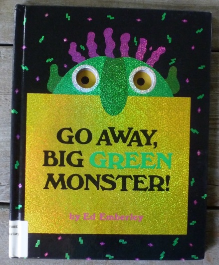 GoAway,BigGreenMonster!Cover