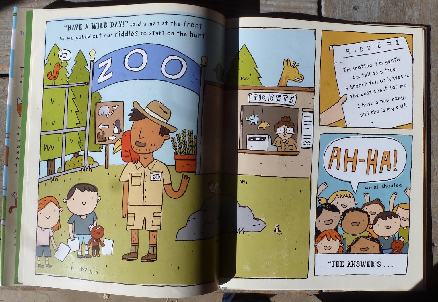 GingerbreadManLooseattheZoo2.jpg