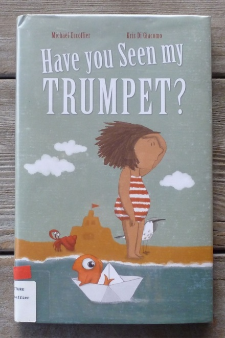 HaveYouSeenMyTrumpet?cover
