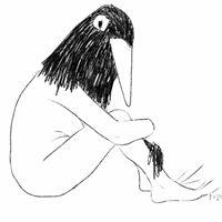 Crow-head