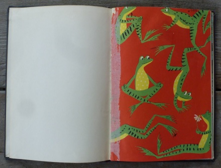 FrogInTheWellendpapers